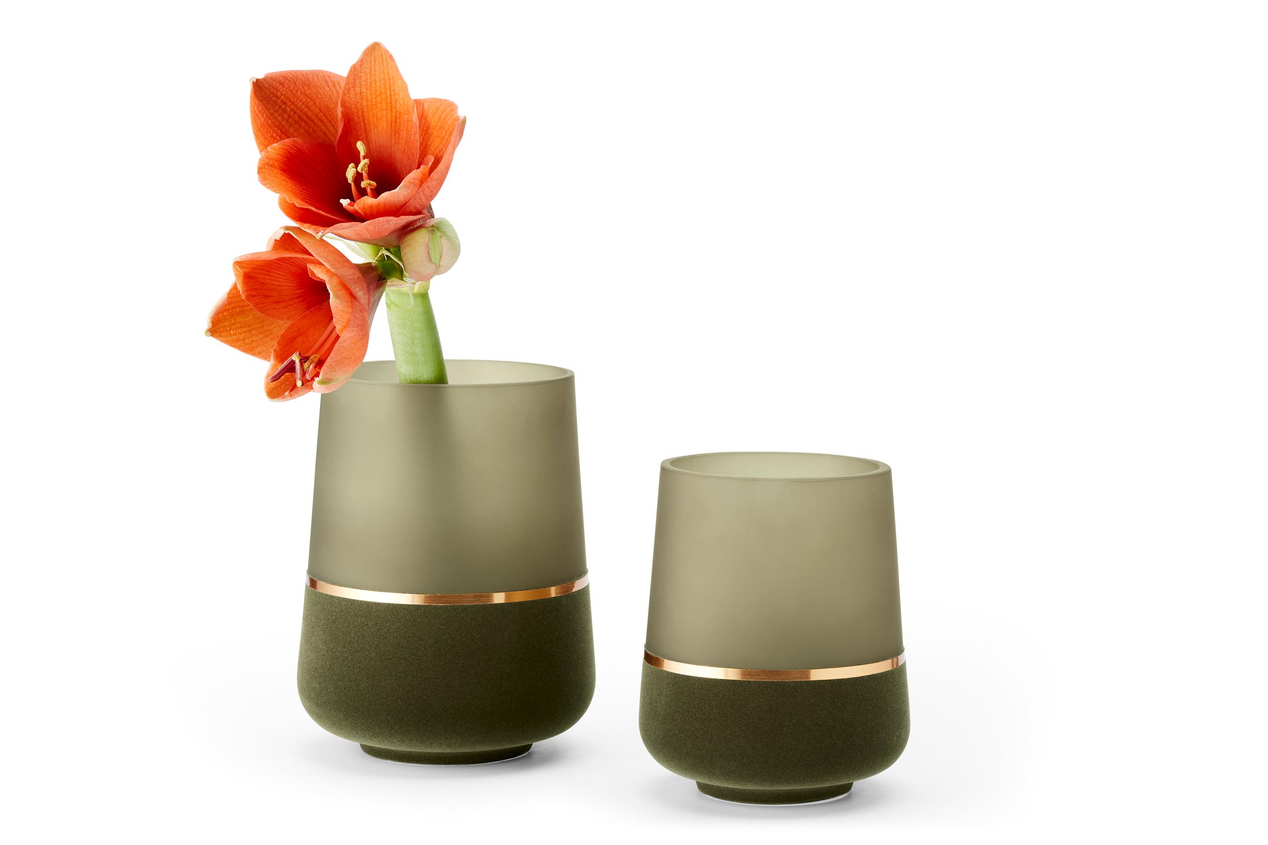 Philippi Vase oder Windlicht AMELIE L