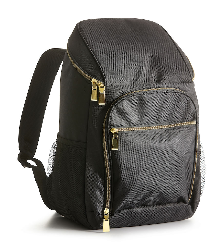 Sagaform City Kühltasche Rucksack schwarz