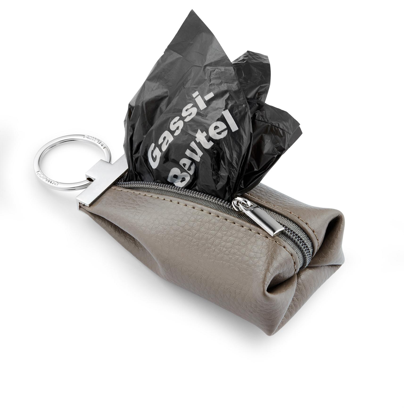 Philippi DION Schlüsselanhänger Gassibeutel