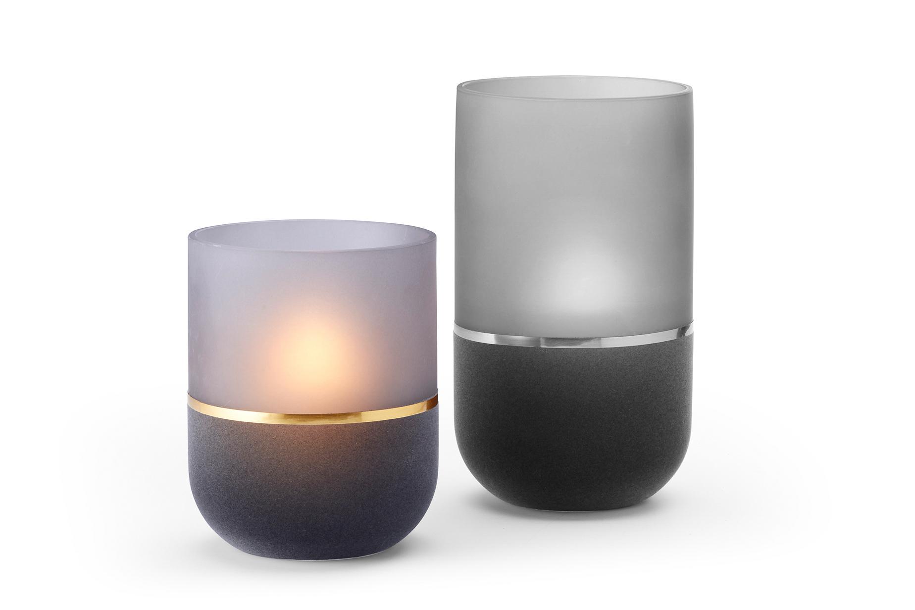 Philippi Vase oder Windlicht AMALIE S