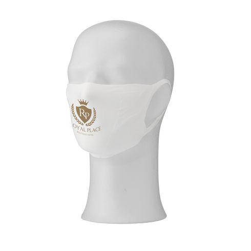 Wiederverwendbare Mundmaske mit Filtertasche