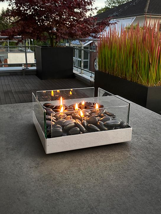 Philippi Fireplace