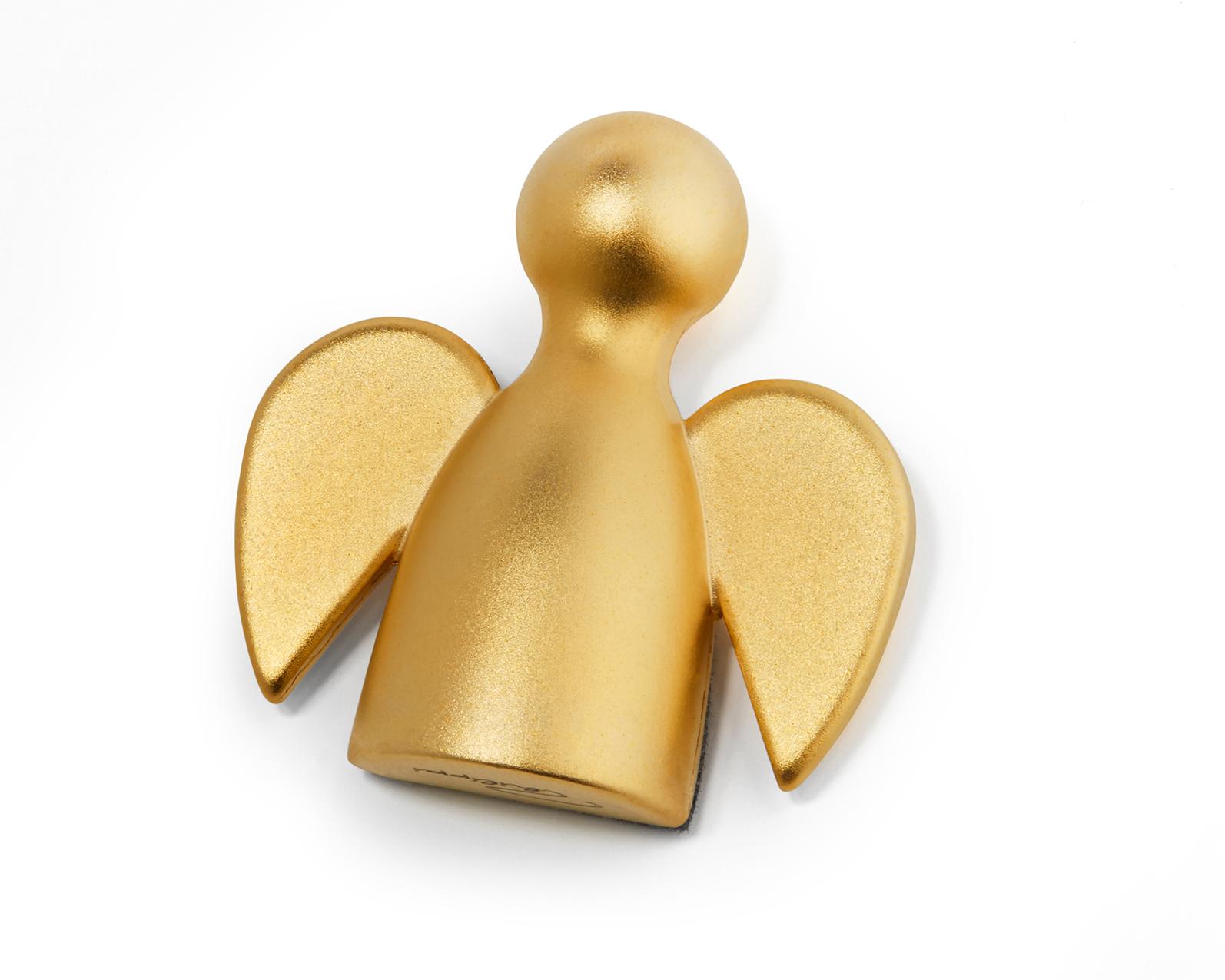 Philippi Kühlschrankmagnet ANGELO gold